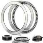 Cylindrical Roller Thrust Bearings. Single design. Tolerances. Cages. Minimum Axial load. Speed suitability. Equivalent loads. Cylindrical Roller Thrust Bearings provide rigid bearing arrangements which can accommodate high load and shock loads whitout problems. The bearings cacn accommodate very high axial loads in one action but no radial loads. They have no self-aligning capability.